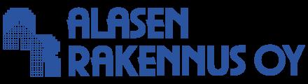 Alasen Rakennus Retina Logo